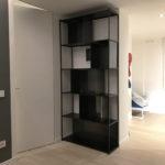 Libreria box stile industriale