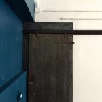 Porta scorrevole antica