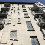Rialzo parapetti edificio anni '30