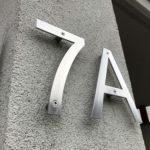 Numero civico 7A